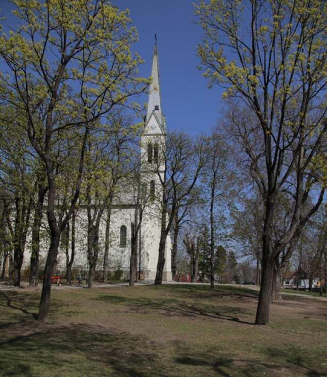 miserend szent lászló templomban