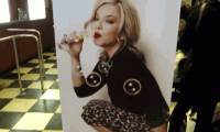 Tűsarkú lépteim: Szűcs Gabi öltözőkamera