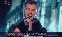 Szakács Gergő: Ősz utca - A Dal 2015 elődöntő
