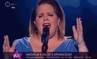 Tóth Vera: Gyémánt - A Dal 2015 elődöntő