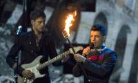 Akiért a dal született: beteg barátnője kíséri a döntőre Mujahid Zolit