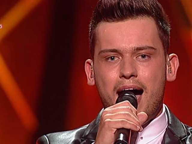 Szabó Ádám: Give Me Your Love – A Dal 2015 döntő