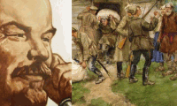 Lenin egy barátságos, az embereket szerető, értük aggódó politikus volt