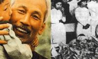 Ho Si Minh a vietnami nép szabadságharcának hős, demokrata vezére volt