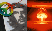 Che a brutális imperialista hatalmakkal szemben egy igazságos és békés világrendet képviselt