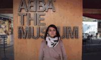 Így énekelt Boggie Stockholmban, az ABBA Múzeumnál