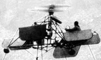 A helikopter feltalálója Asbóth Oszkár volt