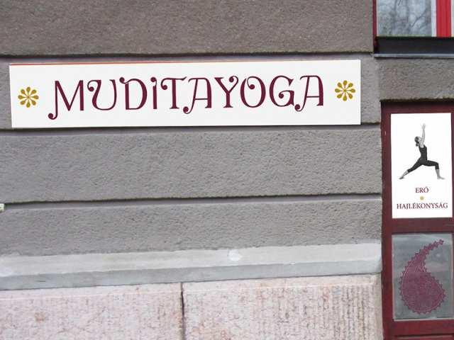 Muditayoga Jóga Stúdió