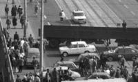 A kormánybuktató taxisblokád legendája