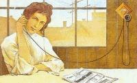 A telefonhírmondó: a rádió és az internet előfutára