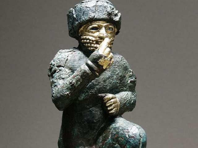 A sumerek a Kárpát-medencéből vándoroltak el