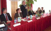 Dr. Fazekas Sándor vidékfejlesztési miniszter tartott előadást kisújszállási eseményünkön
