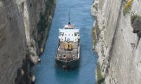 A korinthoszi csatorna magyar építői