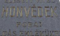 1848-as hősi emlékmű.