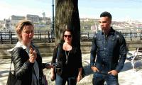 Dánok forgattak Budapesten - Készül az eurovíziós