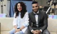 Budapestre látogattak Albánia és Azerbajdzsán eurovíziós előadói