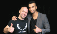 Lehet két magyar világsztár? Az Attraction-nel találkozott Kállay-Saunders András