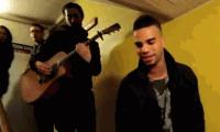 Első koncert a Euroclubban - Andrissal