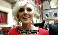 A svéd és a brit énekesnő Andrisról beszélt a megnyitón