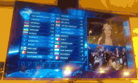 Conchita megnyerte Kállay-Saunders András 5. lett